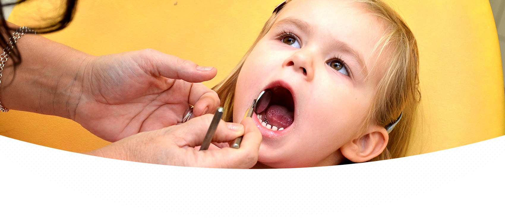 Bringing Your Child into The Dentist Just Got Easier!